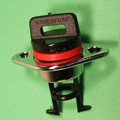 Seadog Nylon Flange Type Screw-in Drain Plug 1