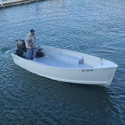 Fishing 20 Workboat Plans