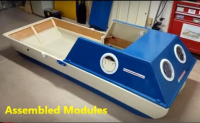 Micro Camper Cruiser Sail Supplement Plans