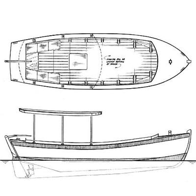 24' Deadrise Launch Plans PDF