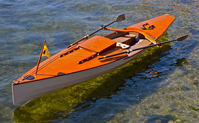 RowCruiser (Angus Rowboats' Cruising Rowboat) Kit