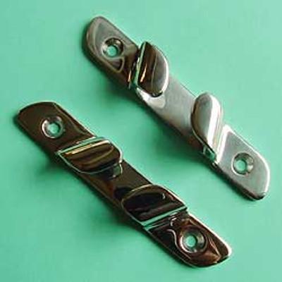 Seadog Stainless Bow Chocks, pair