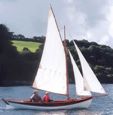 16' Islay Skiff Plans