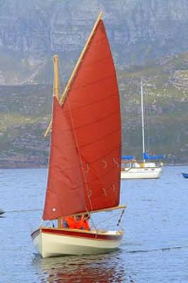 Highlander 14 - Sailing Version Plans