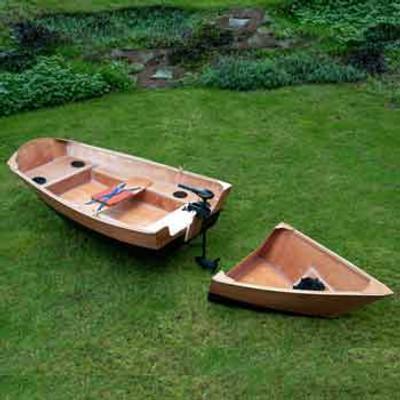 Rock Creek Drift Boat Plans PDF