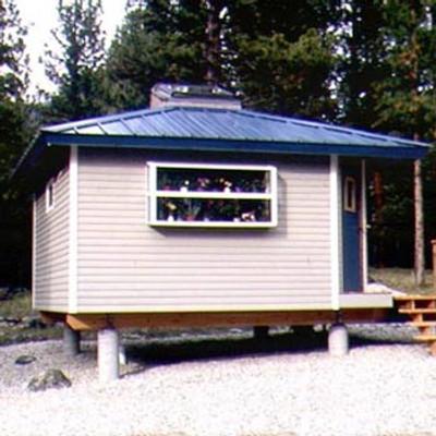 Sauna Cabin Plans PDF