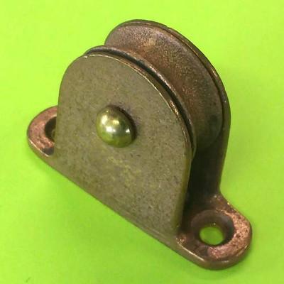 """3/8"""" (9mm) Bronze Deck Block"""
