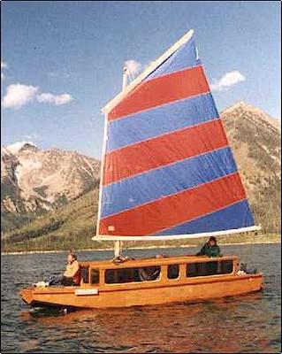 Petesboat Plans