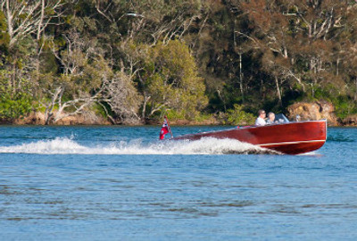 18' Red Shrike Runabout Plans
