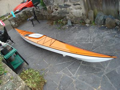 17' Esk Sea Kayak Plans