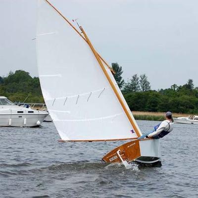 Goat Island Skiff Plans PDF