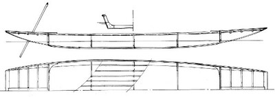 24' Cambridge Punt Plans
