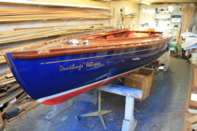 16' Selway Fisher Melonseed Skiff Plans