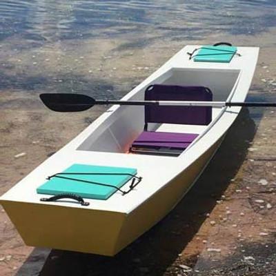 Duck Boat Plans PDF