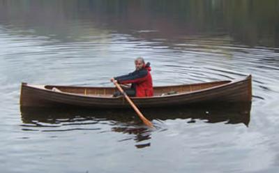 15' Adirondack Guide Boat Plans