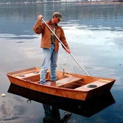 Johnboat Plans PDF