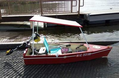 Aqua Sport Cruiser Plans PDF