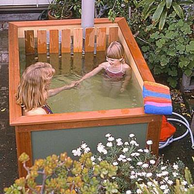 Plywood Hot Tub Plans PDF