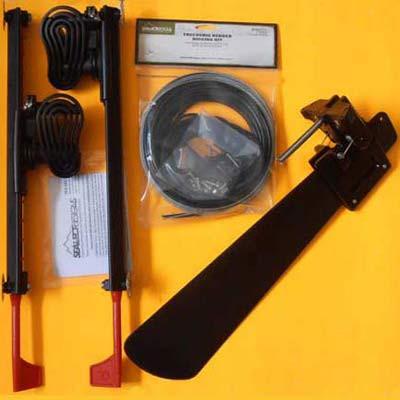 SeaLect Rudder/Footbrace/Rigging Combo Kit