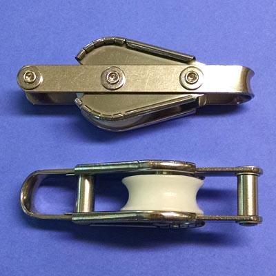 "5/16"" (8mm) Racelite Single Becket Block"