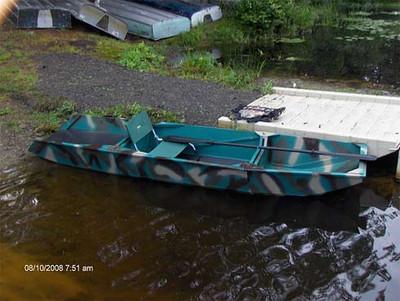 Toter DuckBoat Plans PDF