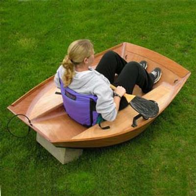 Backpack Boat Plans PDF