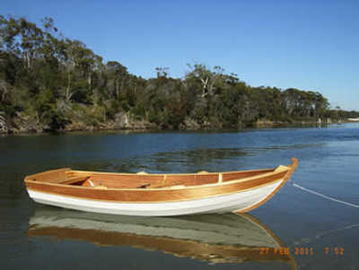 14' Rod Fishing Coble Plans