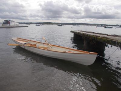 18' Windrush Rowing Skiff