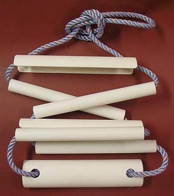 Rope Boarding Ladder