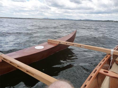 Drop-in Outriggers for Canoes & Kayaks Plans PDF
