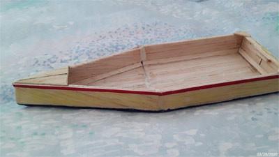 1 Sheet Plywood Skiff Plans PDF