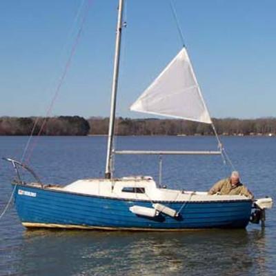 Anchor Riding Sail