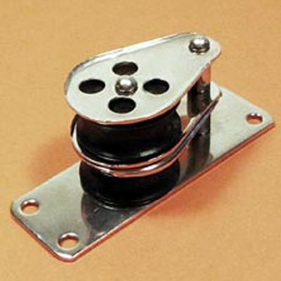 "5/16"" (8mm) Racelite Stacked Double Cheek Blocks"