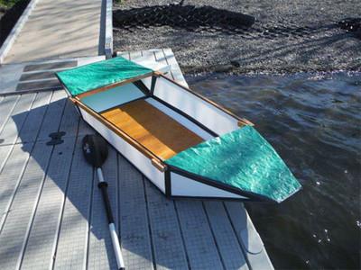 Coroplast Plastic Boat Plans PDF