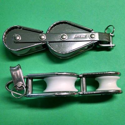 "7/16"" (11mm) Racelite Fiddle Blocks"