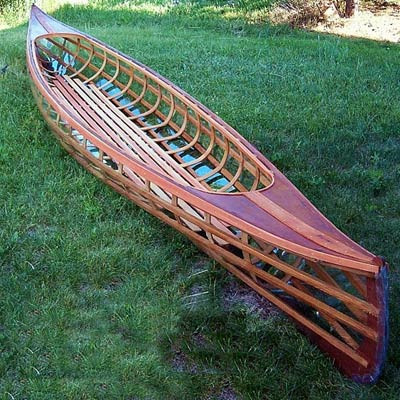 Rushton's IGO Canoe Plans PDF