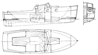 24' Orwell Commuter Launch Plans