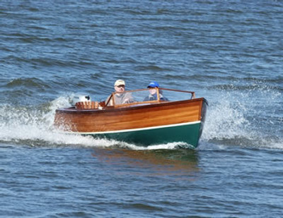 15' Lobster Boat Plans