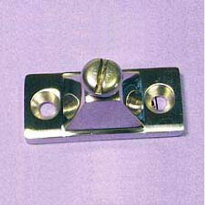 Stainless Side Mount Deck Hinges