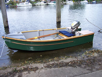 12' Sand Martin Simple Runabout Plans