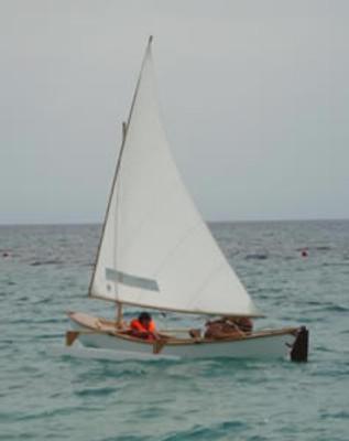 """15'6"""" Beaver Canoe/Skiff Plans"""