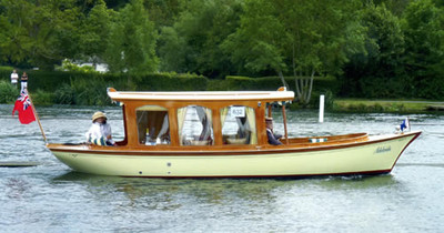 27' Marlow Electric/Steam Launch