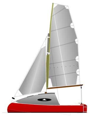New ECO 55 Sail Plans