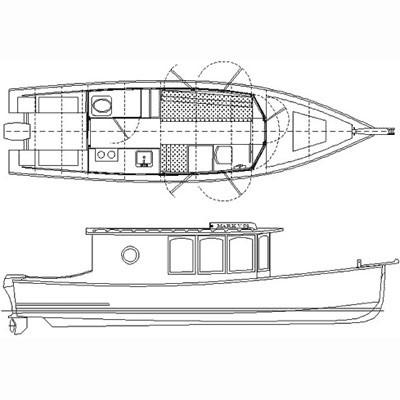 Mark V28 Printed Plans