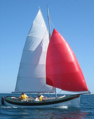 6 Meter Whaler Printed Plans