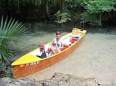 Quick Canoe Electric Printed Plans