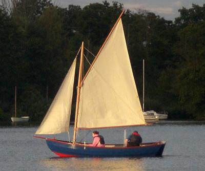 Fisher Swampscott 12' Plans