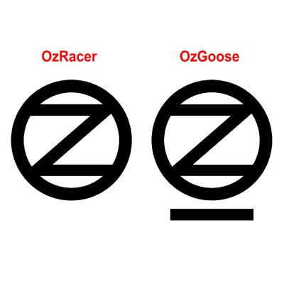 2X OZ Goose/OZ Racer Sail Insignia