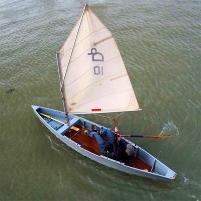West Mersea Duck Punt PDF Free Plans