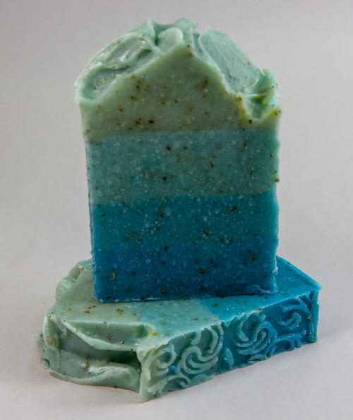 Day at the Spa Soap - Eucalyptus Peppermint & Rosemary (EO) - 4.5oz Bar (+-.5oz)